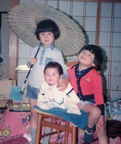 林家の3兄弟