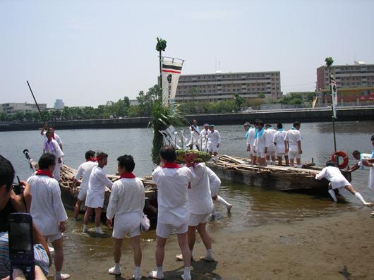 富岡八幡宮 祇園舟5
