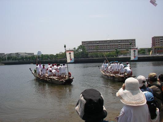 富岡八幡宮 祇園舟6