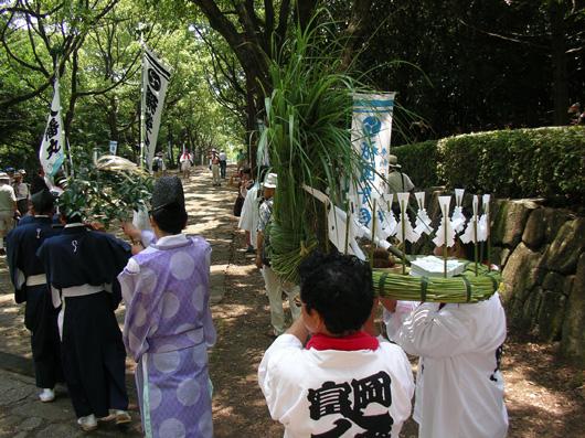 富岡八幡宮 祇園舟3