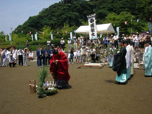 富岡八幡宮 祇園舟4