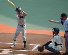 対横浜高校戦1