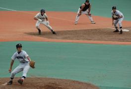 対横浜高校戦2