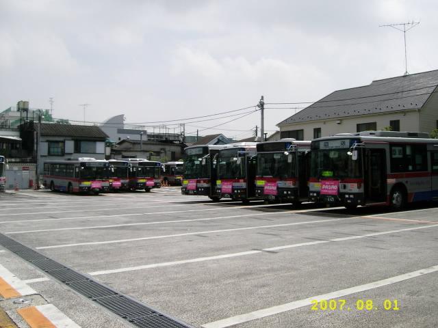 池上営業所 | 東急バスノート - ...