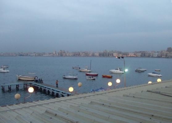 アレキサンドリア港