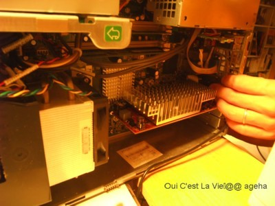 セルフパソコン修理。