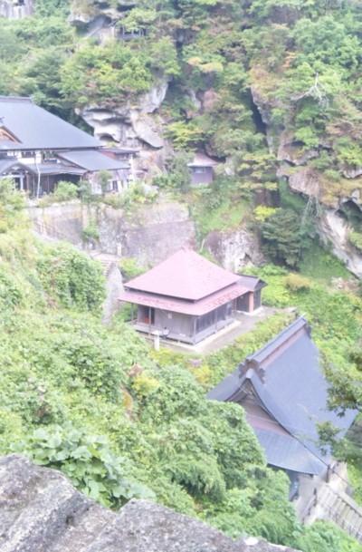 山寺(参道)