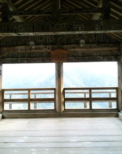 山寺(五大堂)