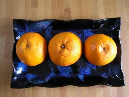 季節の柑橘「ボンタン」