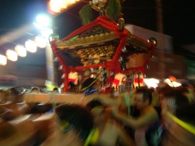 とりわけ7月の天王様のお神輿は、江戸末期、文久3年に作られたもので関東三大神輿のひとつといわれています。