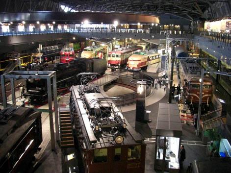 鉄道博物館・1