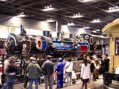 鉄道博物館・11