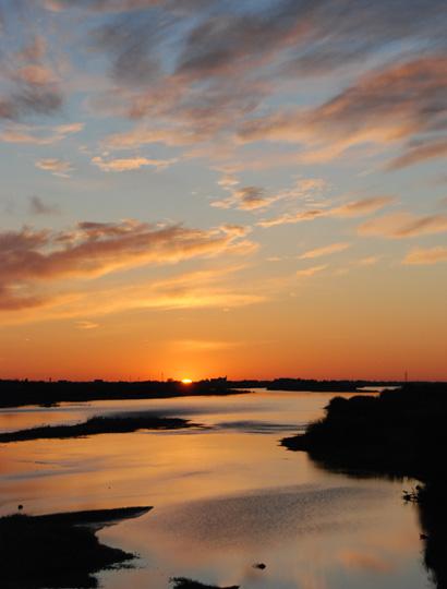 2011初日の出 刀水橋より・6