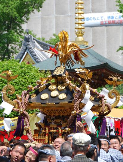 三社祭・1