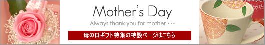 お母さん、いつもありがとう!☆母の日ギフト特集☆
