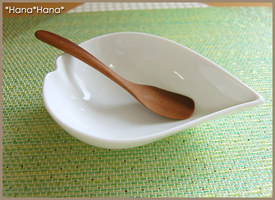 ひとひら 白小鉢