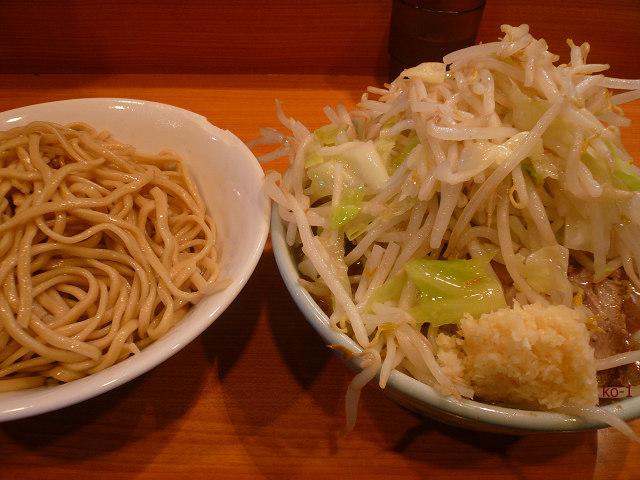 0810野猿小つけニンニク野菜.jpg