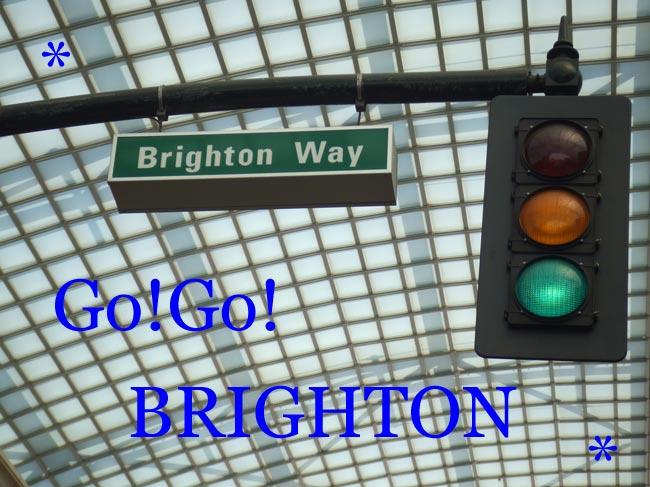 Go!Go!BRIGHTON!!Go!Go!