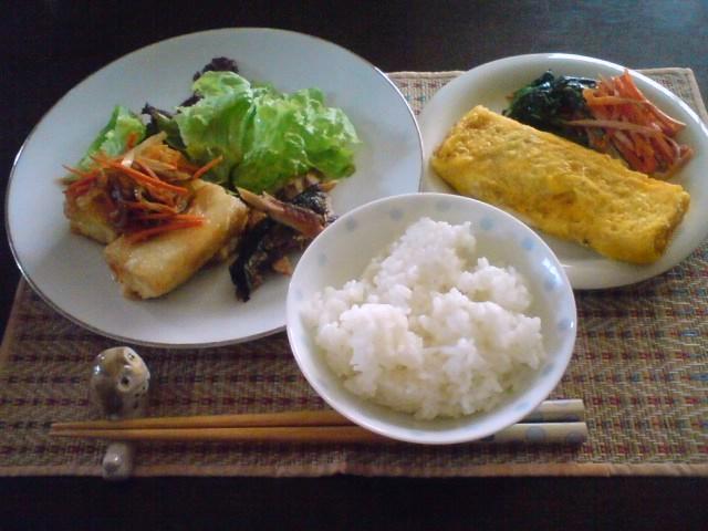お昼ごはん2009-05-27