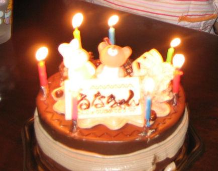 LUNA誕生日