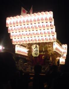 地車(だんじり)祭り