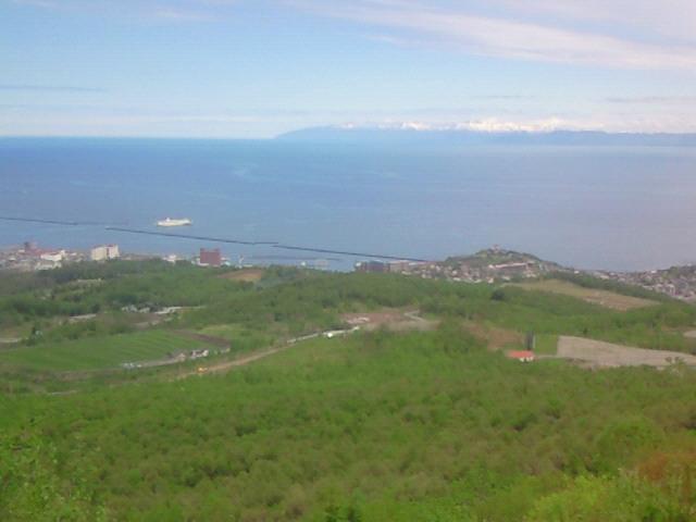 毛無峠 北海道