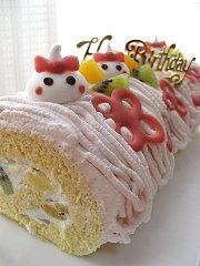 2011ほぺちゃんケーキ
