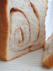 シナモンロール食パン