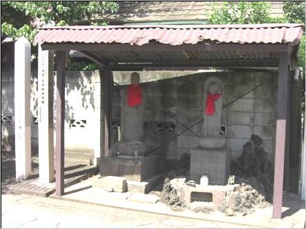 宝昌寺地蔵