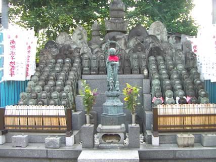 福寿院水子地蔵