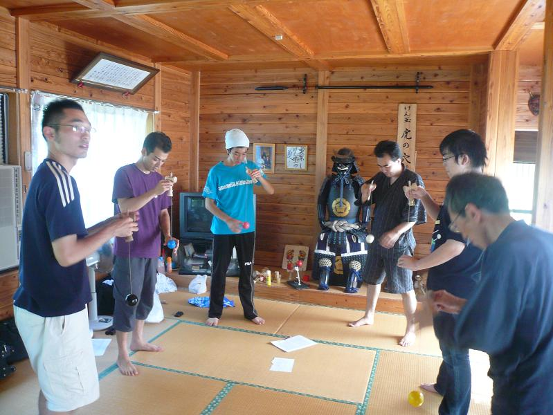 2日目技の練習.JPG