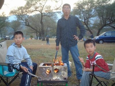 自作焚き火台使用3.jpg