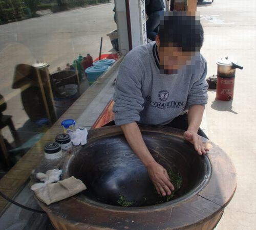 龍井茶製造1.JPG