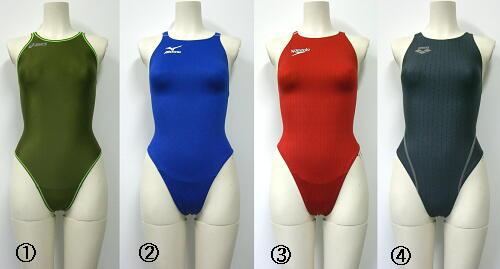 競泳水着 SPEEDO ハイカットの平均   -