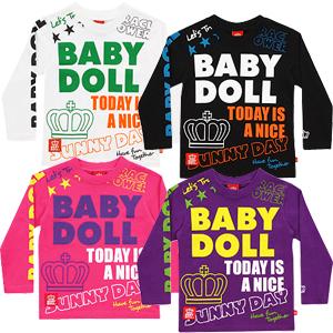 BABY DOLL ロンT(ベビードール) 価格 1,995円 (税込)