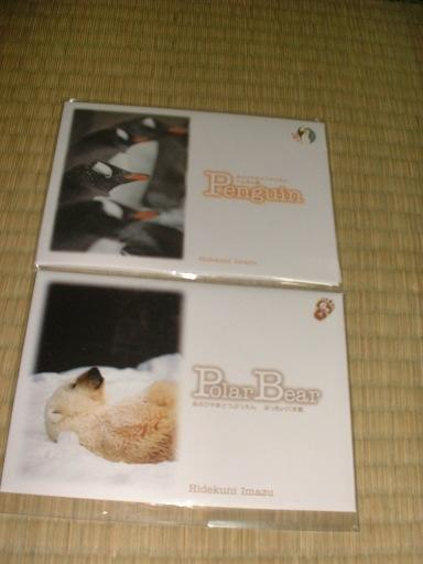 旭山動物園ポストカードセット