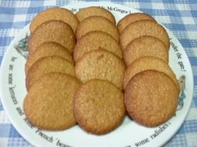 白ごまのソフトクッキー