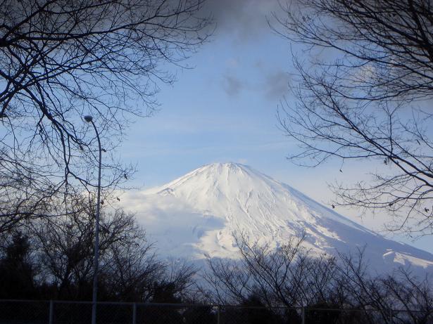 聖地富士山