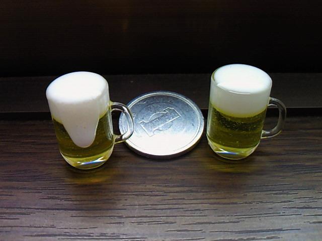 ビール泡入り2