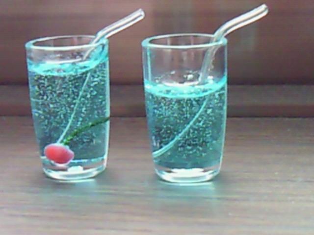 ソーダ水1