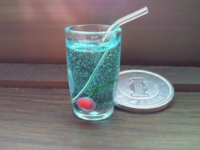 ソーダ水3