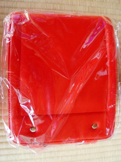 リトルスクールランドセル 【赤】 サイズ:約16×21×11cm