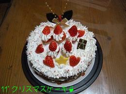 クリスマスケーキ111225.jpg