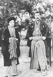 wkipedia出展資料Sadayakko_and_Otojiro_Kawakami.jpg