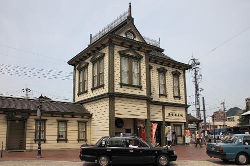 道後温泉駅02