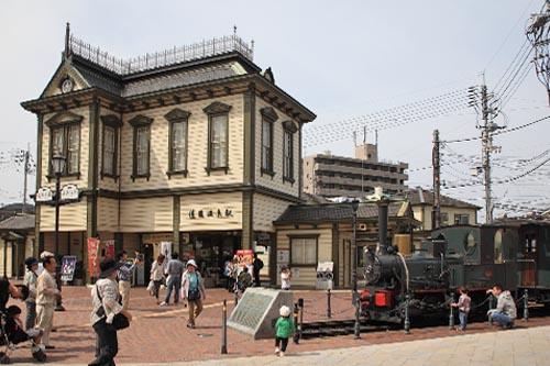 道後温泉駅03