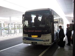 知多バス 三河安城行き