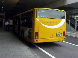 知多バス 知多半田行き