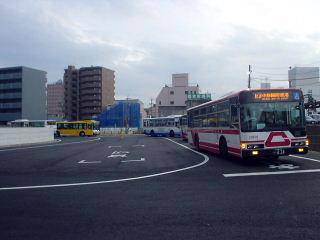 知多バス 知多半田発快速空港行き