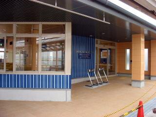 松阪行きターミナル